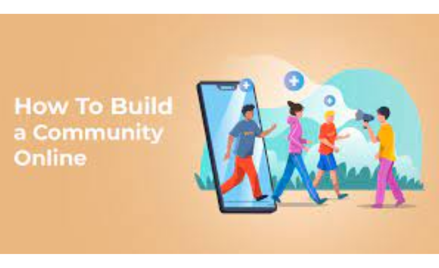 how to build successful community