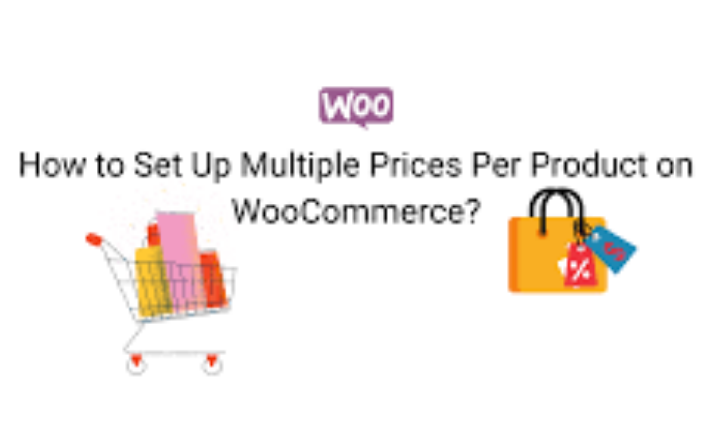 display different prices in woocommerce