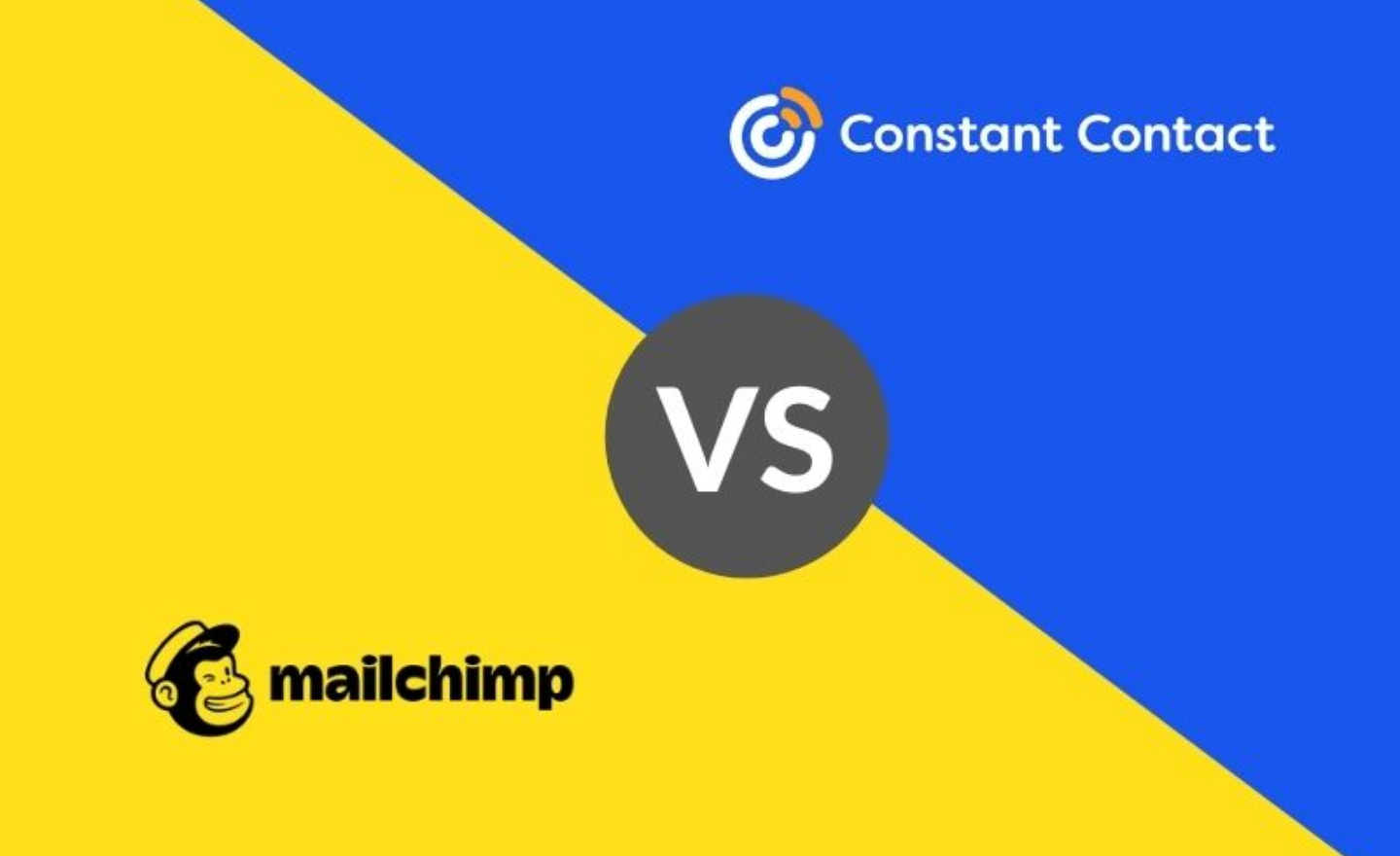 MailChimp and Constant Contact