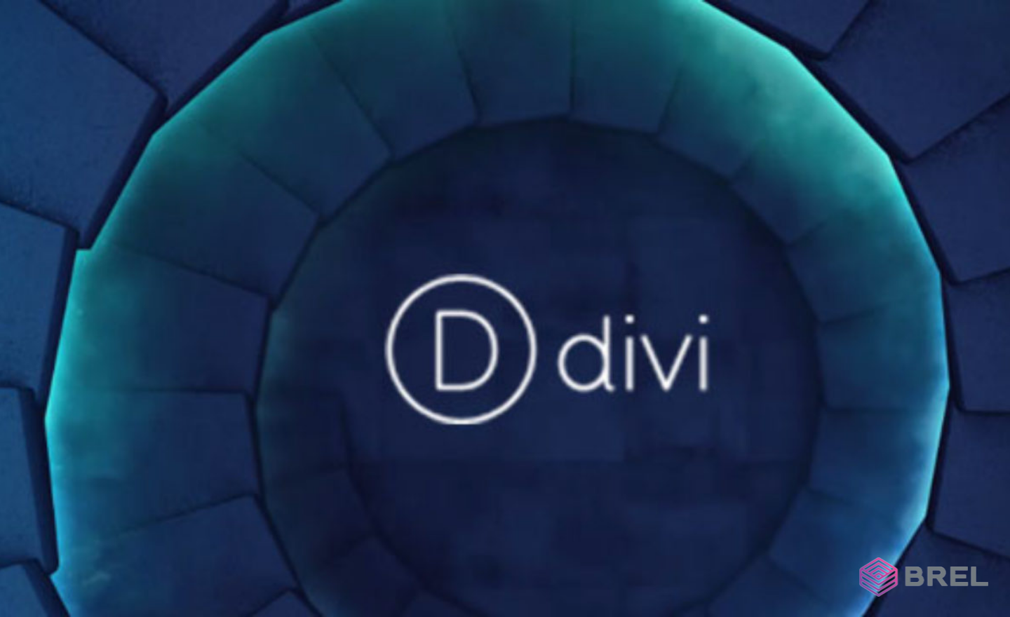 animated hero section divi